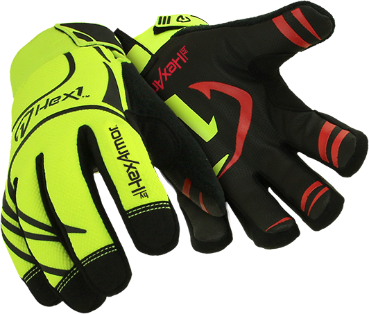Hexarmor 2123 The Hex1 Arctic Cold Weather Work Gloves
