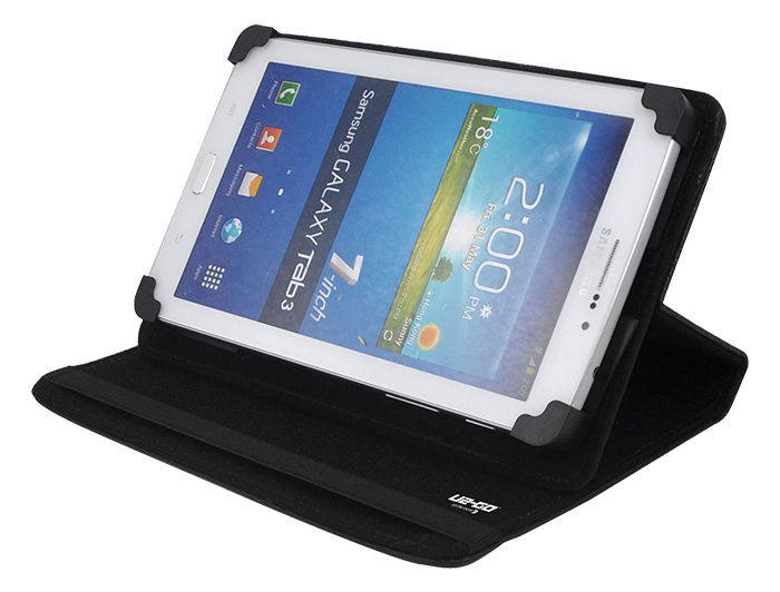 Leather cover case for 7 inch tablet PC