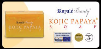 Royale Kojic Papaya Soap!