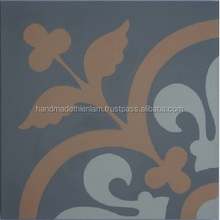 Handmade tile made in stone pulp and cement, high quality for paving 100% vietnam products