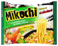 Vietnam Whosale Mikochi instant noodles chicken with mushroom 79 gr