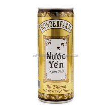 FMCG products 240 ml Wonderfarm Bird's nest White Jungus drink