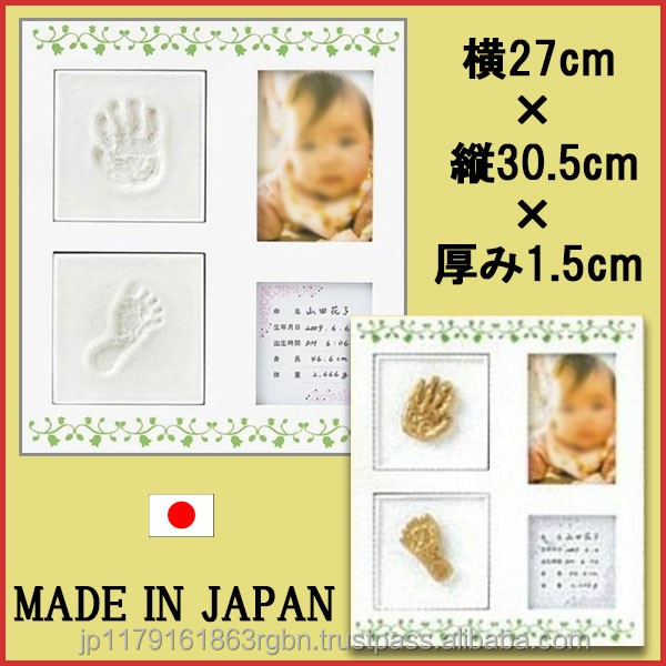 High quality and Safety memorial clay baby footprint and handprint kit at reasonable prices