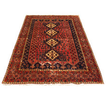 hand woven Persian wool rug, hand knotted wool pile carpets cheap wholesale area rugs used persian rugs for sale