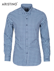 60% cotton Aristino modal shirt men