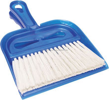 Plastic design mini broom and dustpan set