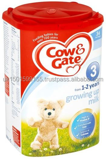 Cow & Gate Stage 3 Growing Up Milk Powder 1 Years to 2 Years