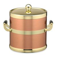 Stainless steel Champagne Cooling Bucket with Copper Coating