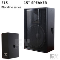 "15"" system high power pro speaker,Blackline series F10+ F12+ F15+ F215+"