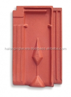 Roof tiles - Terracade - Viglacera Halong - M22