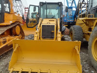 good price used JCB 3CX 4CX wheel backhoe loader hot selling