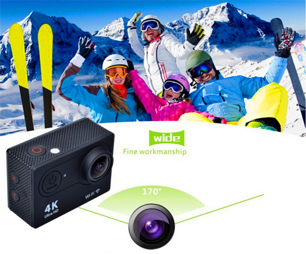New Arrival 2.0 Inch Ultra Hd Sports Action Camera 4k