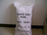 factory supply tech grade Caustic Soda/NAOH 99% min For textile products packed in 25/250kg pp bag