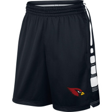 Black Coaches Shorts / Men's Mesh Shorts / 100% Polyester Shorts