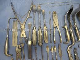 Major orthopedic set