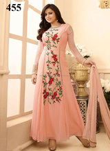 indian ladies suits fancy salwar / designer salwar suit
