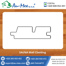 Treated Wood Air Resistant Wall Cladding Available for Bulk Sale