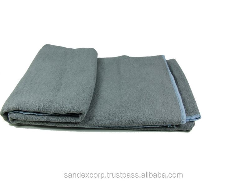 cool microfiber yoga towel