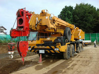 used kato 100t crane for sale
