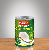 Organic Coconut Milk (fat content 7%)