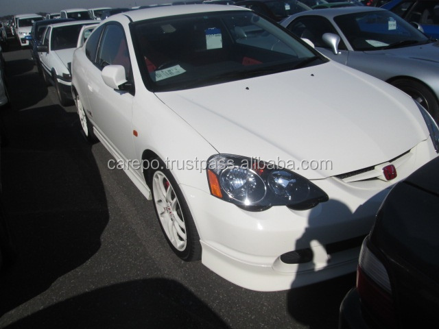 RIGHT HAND STEERING USED CAR FOR HONDA INTEGRA COUPE 2001 TYPE RFOR SALE IN JAPAN