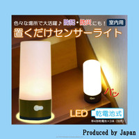 Innovative and Best-selling led auto light with sensor function produced by Japan