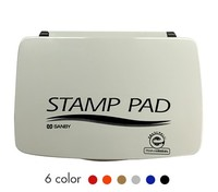 Refillable ink pad for stamping at resonable prices, small lot order available