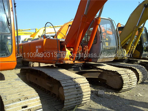 Used Hitachi EX200 Excavator for sale, Hitachi EX200-1 /EX200-5 Excavator cheap price