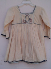 Embroidery Printed Baby Girls Wear Cotton Plain Dye Printed Kids Garments & Dress
