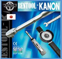 High precision adjustable Kanon Wrench with multiple functions