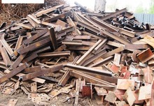 Ferrous HMS 1/2 steel scrap at competitive price