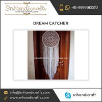 Giant Dreamcatcher Angel Wings Bedroom Bohemian Hanging / Wedding Boho Wall Decor