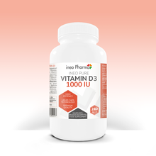 Vitamin D 1000 IU Soft-gel capsules