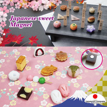 Exclusive Japanese Wagashi fridge small magnets for sale