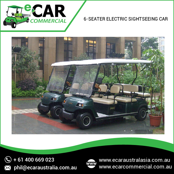 Modern 8 Seater Electric Golf Cart Club Car (LT-A8) 48V/3.7Kw,Ce