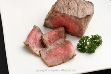 Japanese beef roasted, high quality, from Awaji, Japan