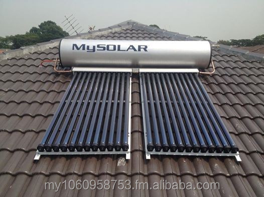 Solar Hot Water System My-60 Series 1