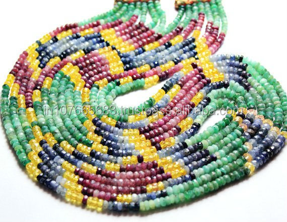 List Manufacturers of Ruby Beads Necklace, Buy Ruby Beads ... - photo #39