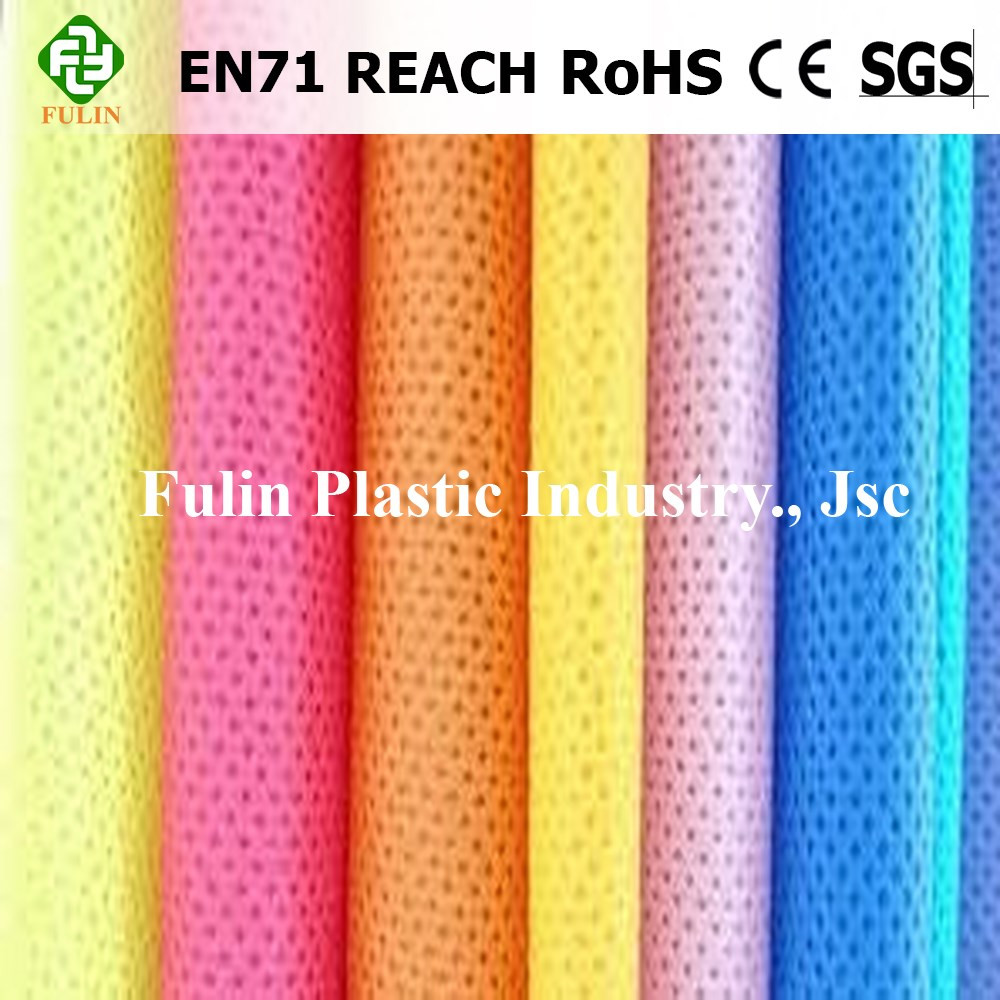 Fulinvietnam Factory Cheap PP Spunbonded Fabric Price
