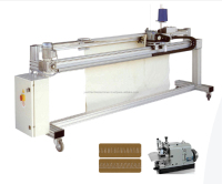 Linear Rail sewing Machine - Prepmatic - Linear Rail Sewing