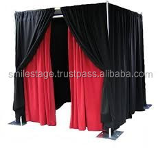 China factory custom made photo booth with wholesale price