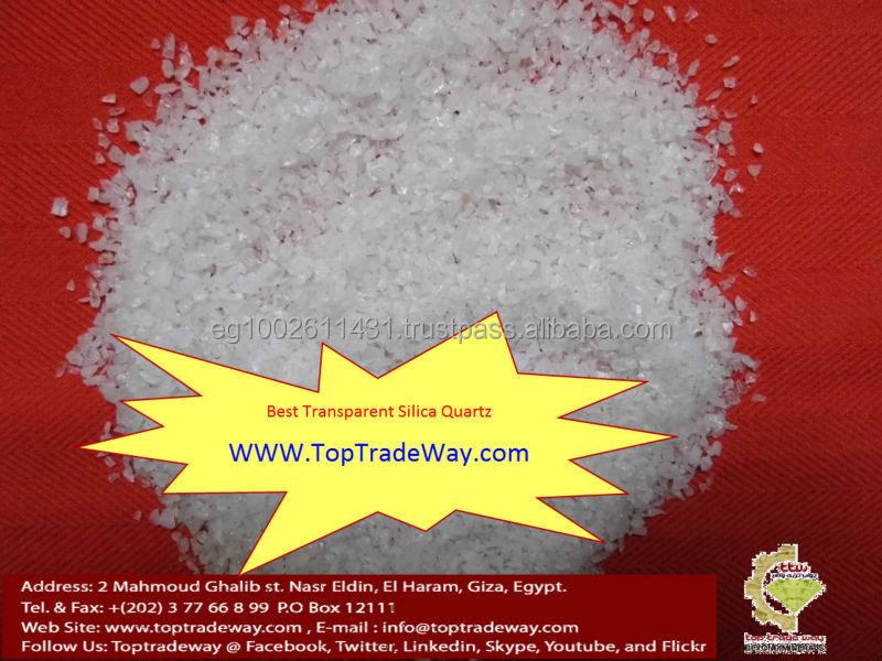 High Silica Quartz for Quartz Stone Slabs/ Engineered Quartz Stone/Artificial Quartz Stone