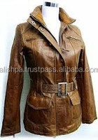Leather Coats For Women Latest Design 2015 / 00416