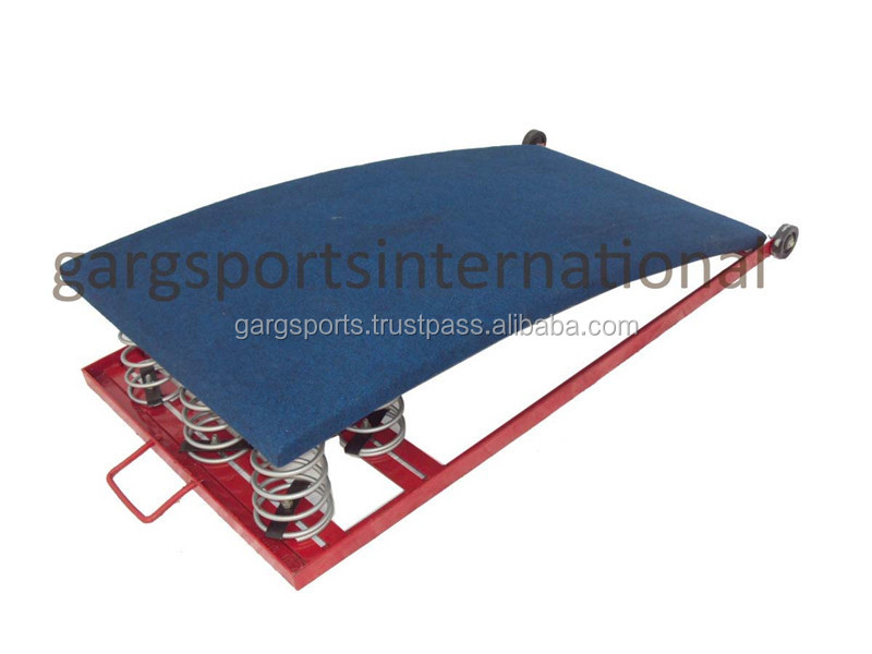 Spring Board for Gymnastic Training