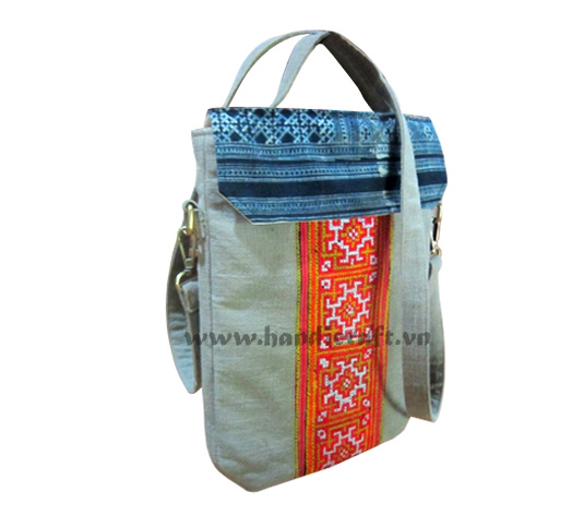 Most wanted Ethnic embroidery handmade handbag from Vietnam