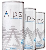 ALPS Top Energy Drink 250ml slim Lifestyle Drink