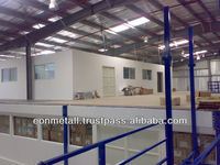 Steel Structure Office Building - Eonmetall Malaysia