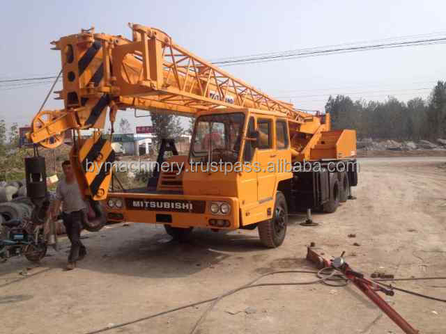 25 ton used tadano truck crane,25ton,30ton,55ton for sale