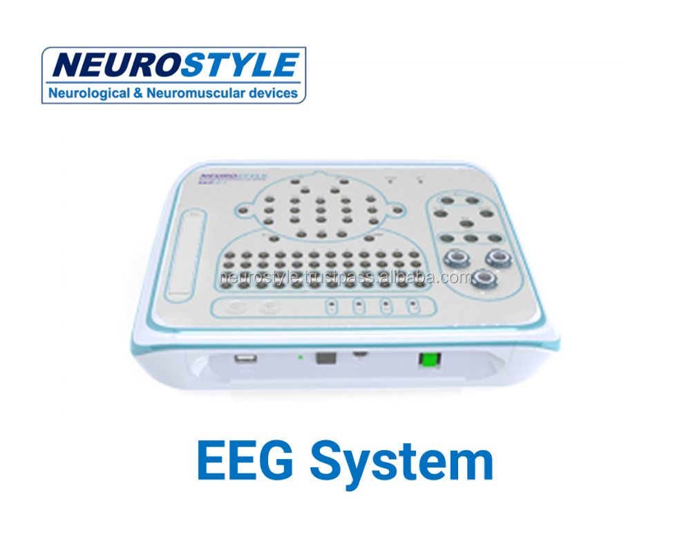 Hospital Medical device --- digital EEG System with ERP function