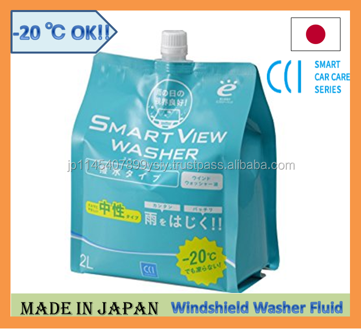 Windshield Washer Fluid for Refill to Your Automotive Washer Tank